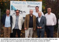 Forum toilettage avec legende