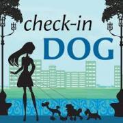 Logo check in dog